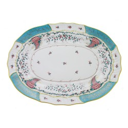 Herend Cornucopia Oval Serving Platter