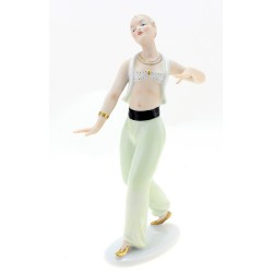 Wallendorf Dancer Figurine German Porcelain