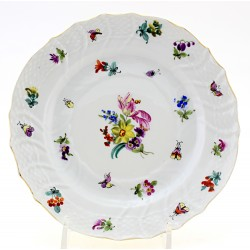 Antique Herend Small Plate 1900s