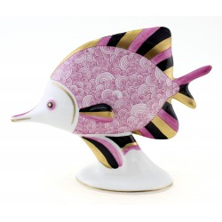 Hollohaza Fish Figurine